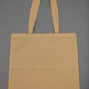 Katoenen tas, Onbedrukt. Cotton bag, unprinted.