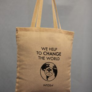 Katoenen tassen, met uw logo. Cotton bags, with your logo